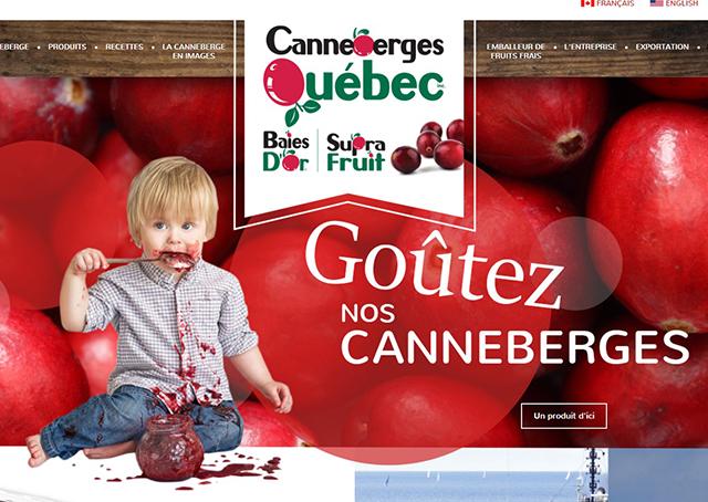 Canneberges Québec
