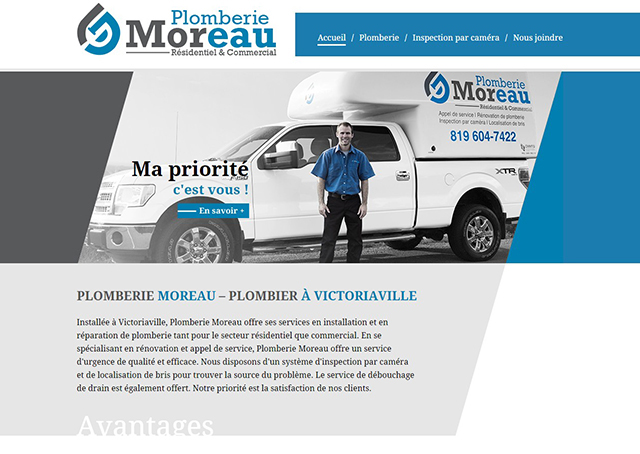 Plomberie Moreau