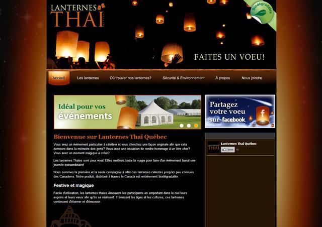 Lanternes Thaï Québec