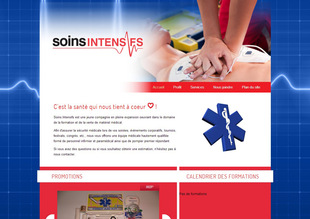 Groupe Soins Intensifs