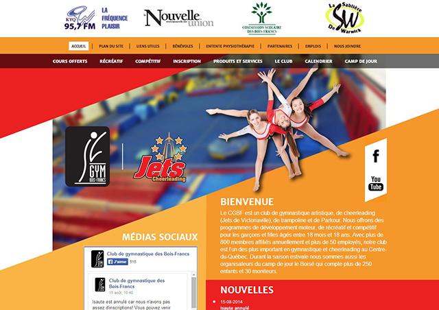 Club de Gym des Bois-Francs