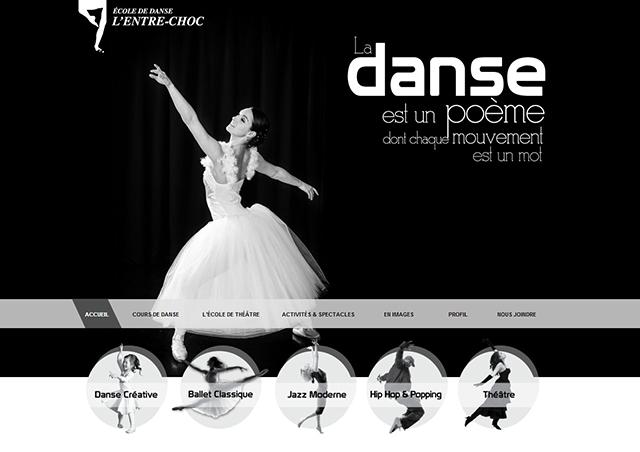 École de danse l'Entre-Choc