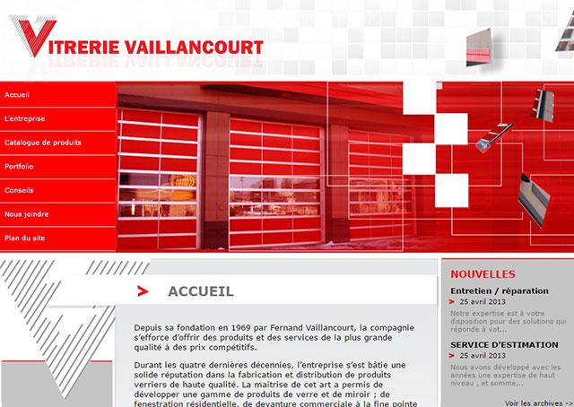 Vitrerie Vaillancourt